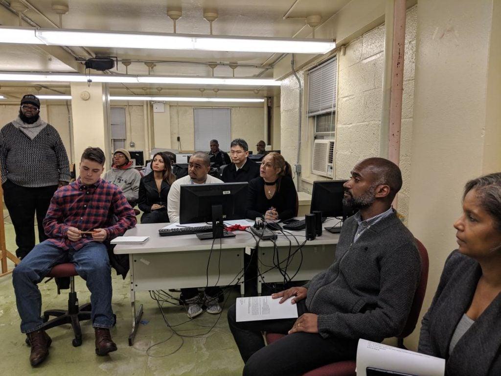 Harlem meeting in harlem