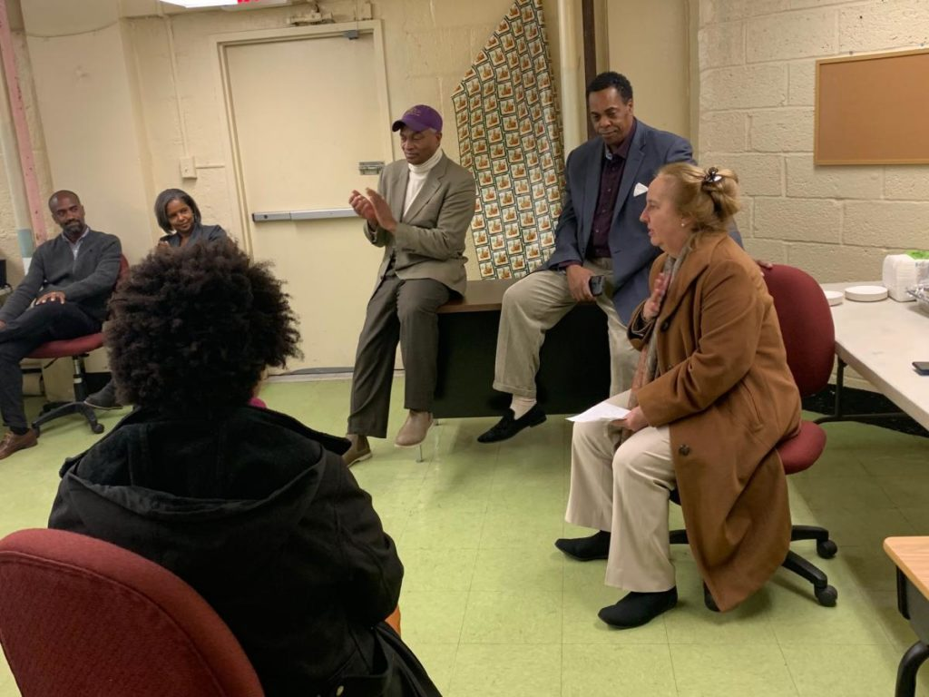 Harlem Meeting